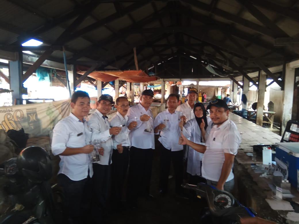Memasuki ramadhan DKP Prov, cek ikan segar air tawar dan laut di Pasar Kab/Kota